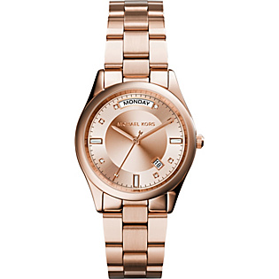 Colette Watch - Rose Gold